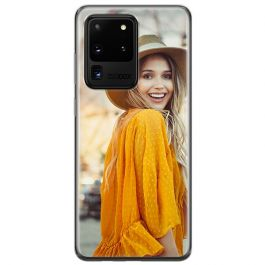 Galaxy S20 Ultra personalised phone case - Silicone