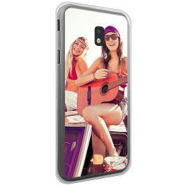 Samsung Galaxy J3 (2018) - Cover Personalizzata Morbida