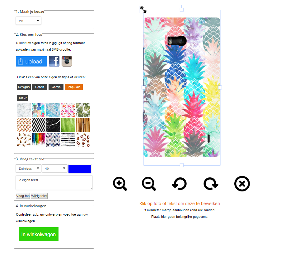 personalized Nokia Lumia 930 case