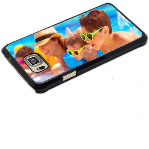 Coque personnalisée Samsung Galaxy Alpha impression sur les contours