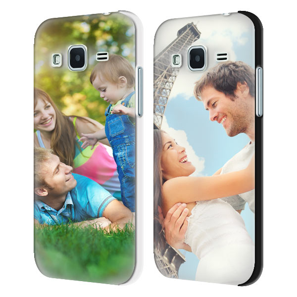 Favori Make Your Own Samsung Galaxy Core Prime Hard Case WM77