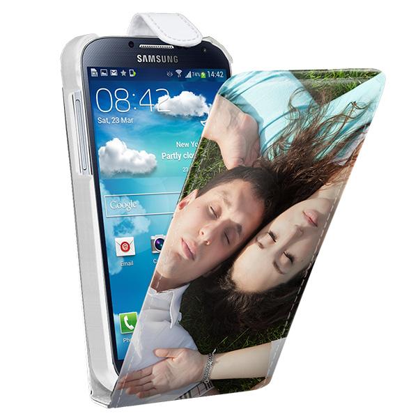 Samsung Galaxy S4 flipcase maken