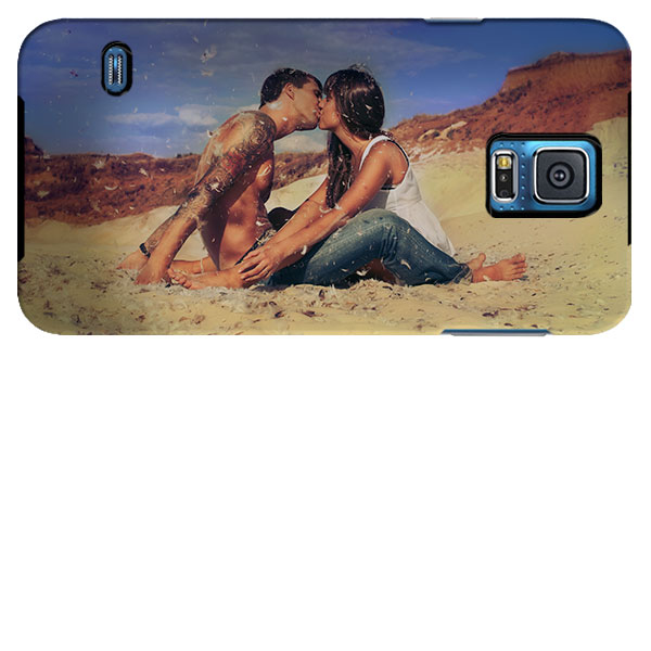 iPhone tough case with Picture