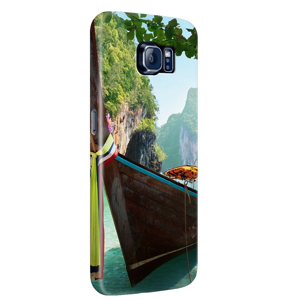 Samsung Galaxy S6 Hardcase hoesje met foto