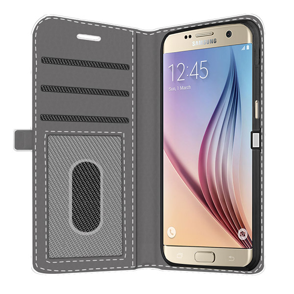samsung galaxy s6 phone cases. a wallet and phone case in-one: samsung galaxy s6 cases