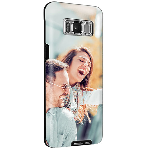 coque personnalis e samsung galaxy s8 renforc e i impression 3d. Black Bedroom Furniture Sets. Home Design Ideas