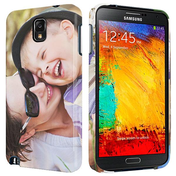 Coque personnalisée Samsung Galaxy S3 impression sur la tranche