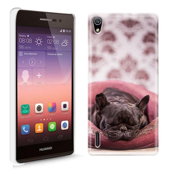 Designa ditt egna Huawei Ascend P7 hårda skal