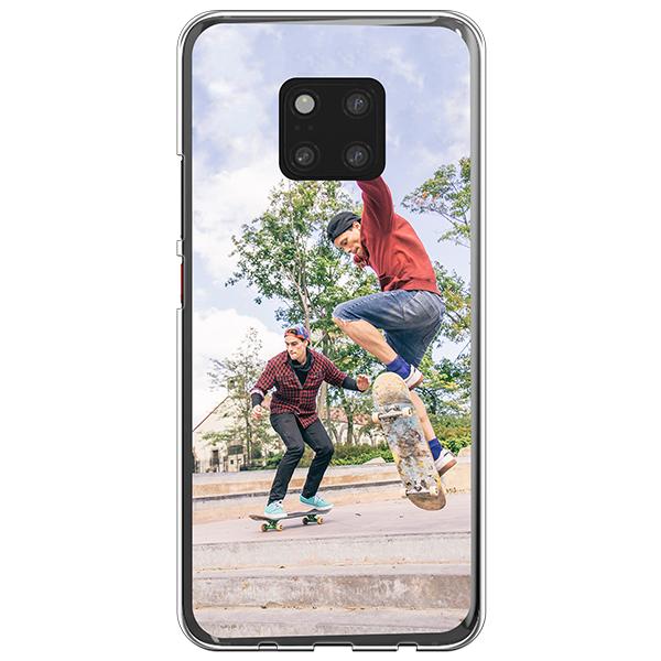 Afbeelding van Huawei Mate 20 Pro Softcase Hoesje Maken