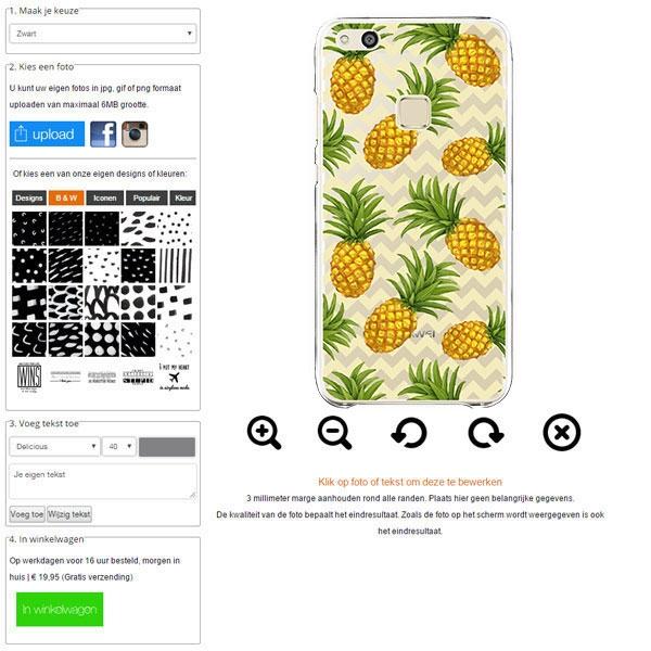 Huawei P10 Slimcase Case Design
