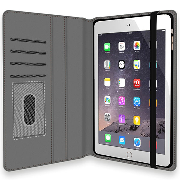 iPad air funda billetera