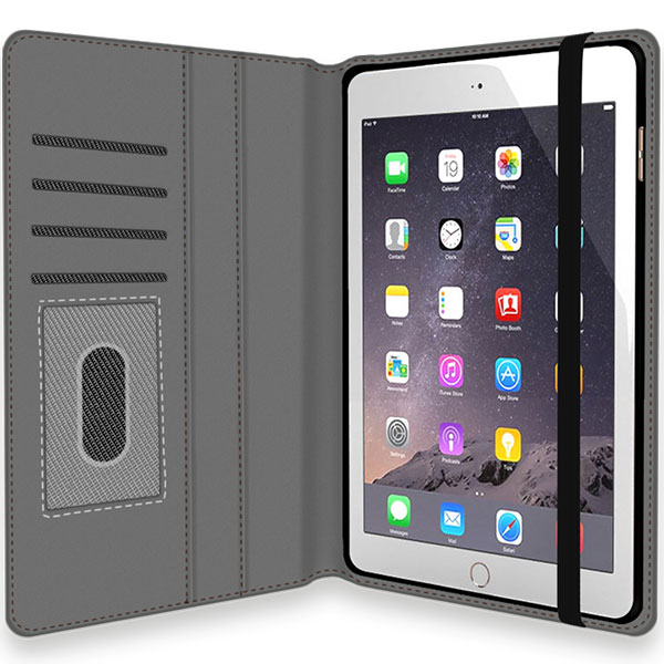 iPad air 2 funda billetera