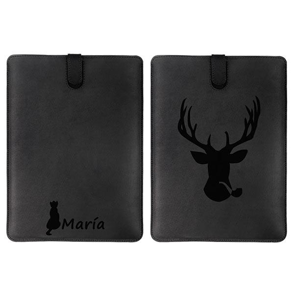 fundas personalizadas de cuero ipad mini 1, 2 y 3