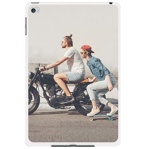 Abbildung von iPad Mini 4 Hard Case Tablet Hülle selbst gestalten