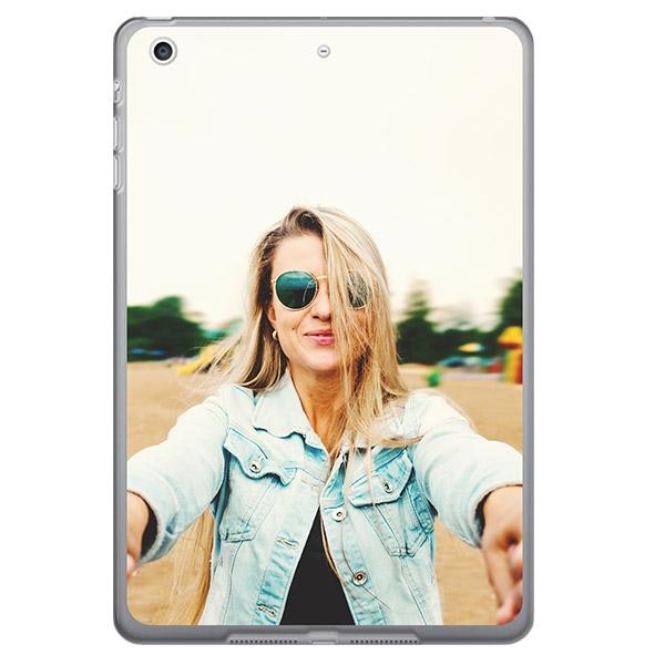 Abbildung von iPad Mini 1, 2, 3 Silikon Tablet Hülle selbst gestalten