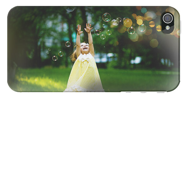 Cover con foto iphone 4s