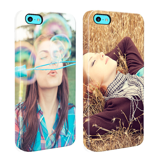 Personalized iPhone 5c case