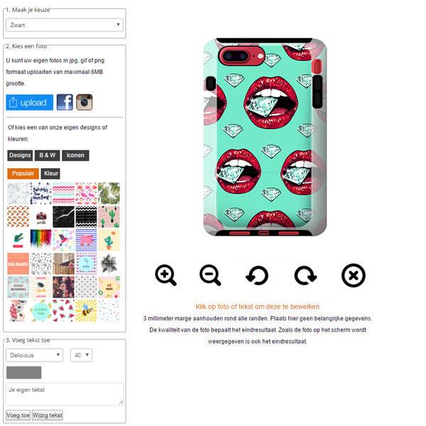 Funda personalizada iPhone7 PLUS