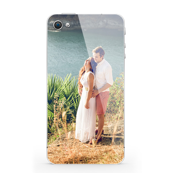 glazen iPhone 4S backcover