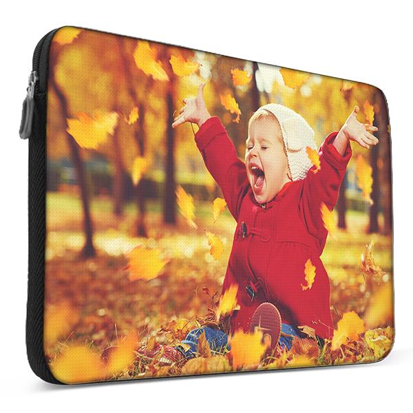 Afbeelding van 15 inch laptop sleeve Bedrukken