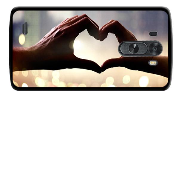 Cover con foto LG G3