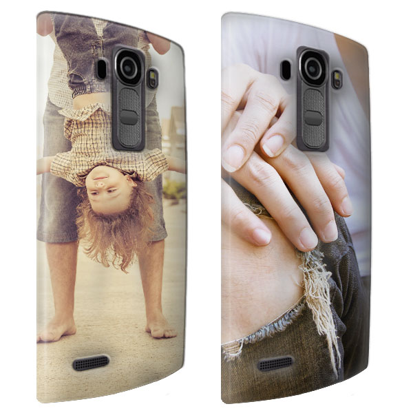 Personalised LG G4 phone case