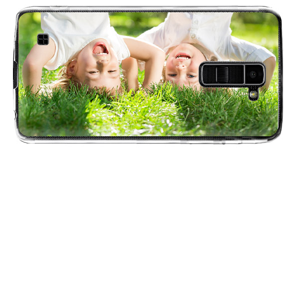 LG K10 cover personalizzata