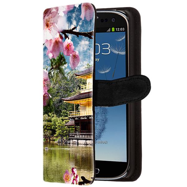Samsung Galaxy S3 Portefeuille case maken