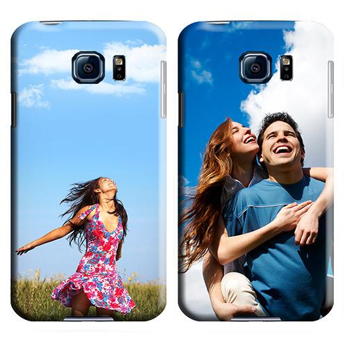 Galaxy S6 met foto
