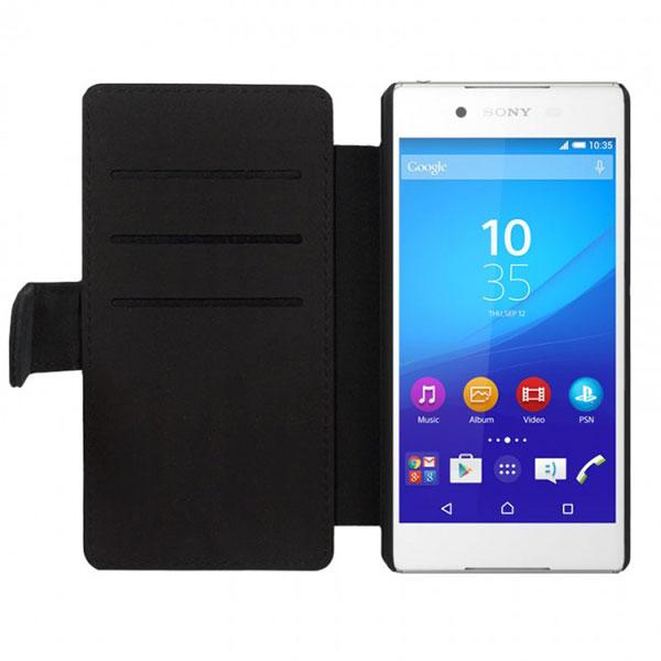 funda personalizada billetera Sony Xperia Z3+