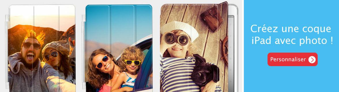 Smartcover iPad personnalisées