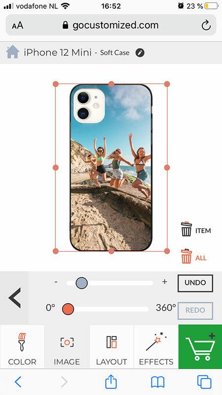 customizable phone case