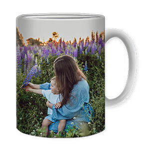 mothers day gifts - custom coffee mugs