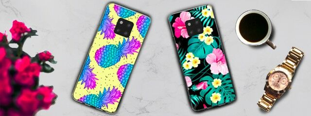 Custom Huawei cases