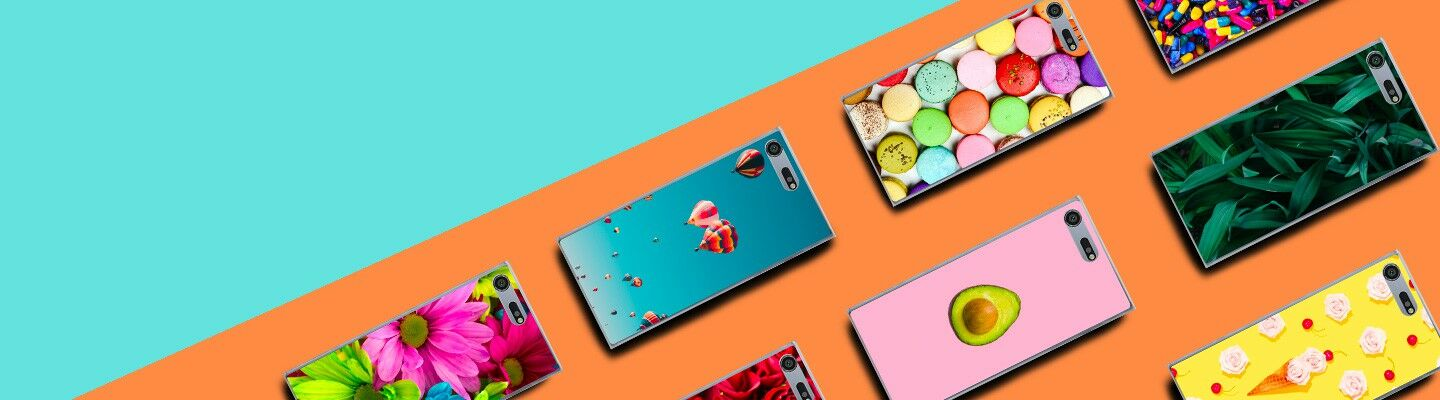 Personalised Sony Xperia E3 Case