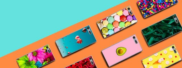 Sony Xperia Z1 personalised case