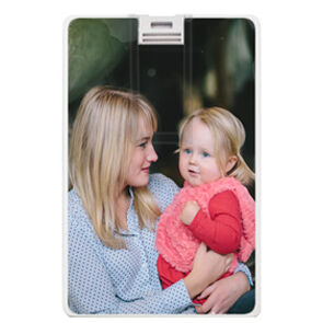 mothers day gifts - custom USB card